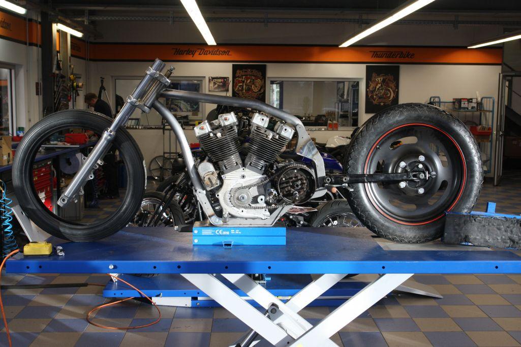 Thunderbike goes AMD World Championship Sturgis 2012 9