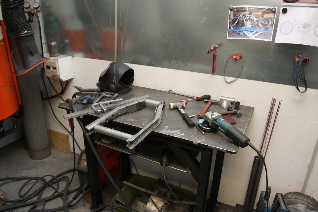 Thunderbike goes AMD World Championship Sturgis 2012 14