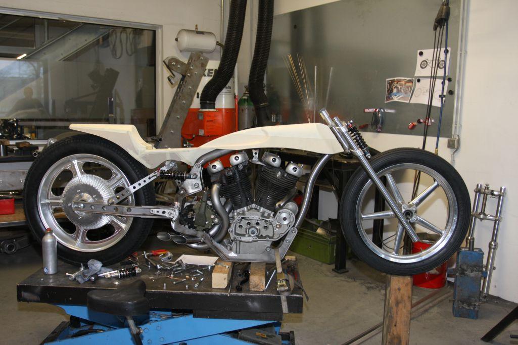 Thunderbike goes AMD World Championship Sturgis 2012 36