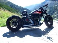 Harley Diebstahl in Hannover