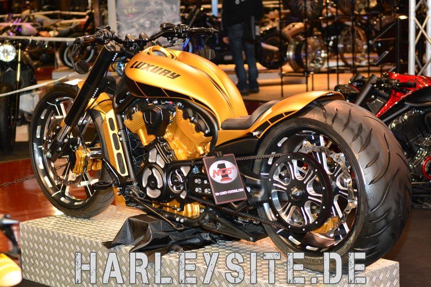 Custombike-Show NLC