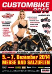 Custombike-Show-2014-Plakat