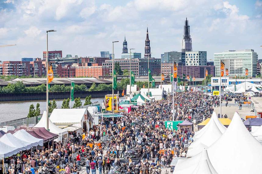Hamburg Harley Days 2016