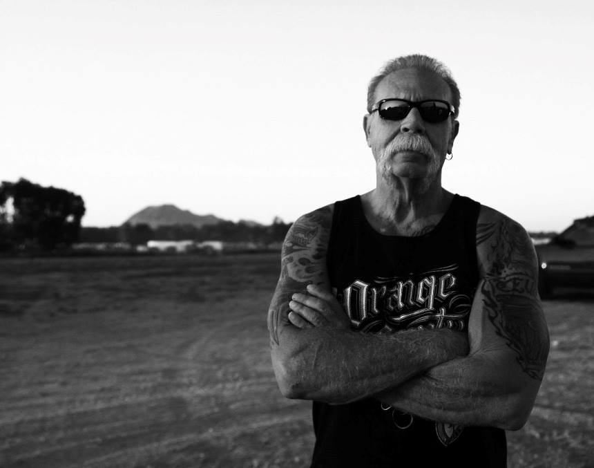 "OCC-Legende Paul Teutul Sr. - ""American Chopper""!"