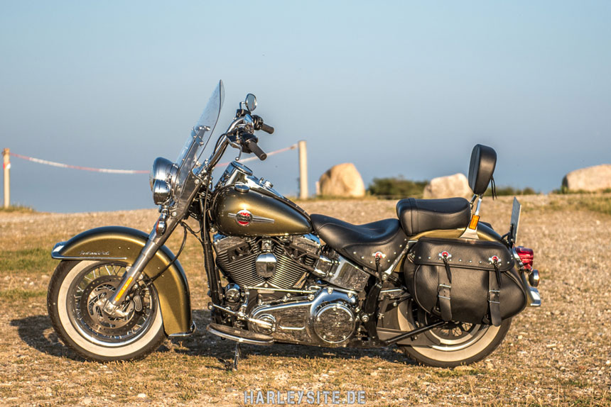 Harley-Davidson Heritage Softail 2016