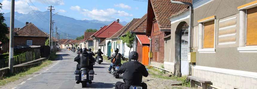 Transsilvanien Harley Tour