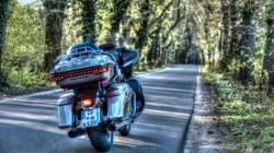 Harley Davidson Road Glide Ultra 2017 Milwaukee Eight 3