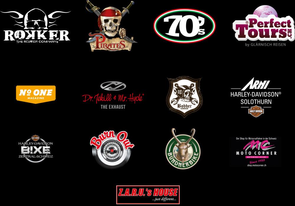 Rokker Charitiy Sponsoren