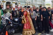 Sankt Petersburg Harley Days 5