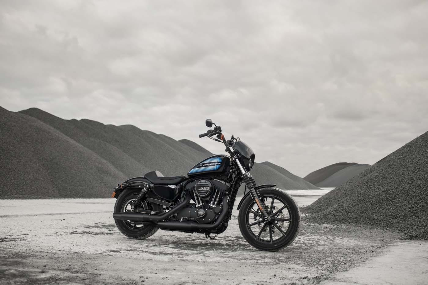 HARLEY-DAVIDSON FORTY-EIGHT SPECIAL AND IRON 1200 SPORTSTERS 11
