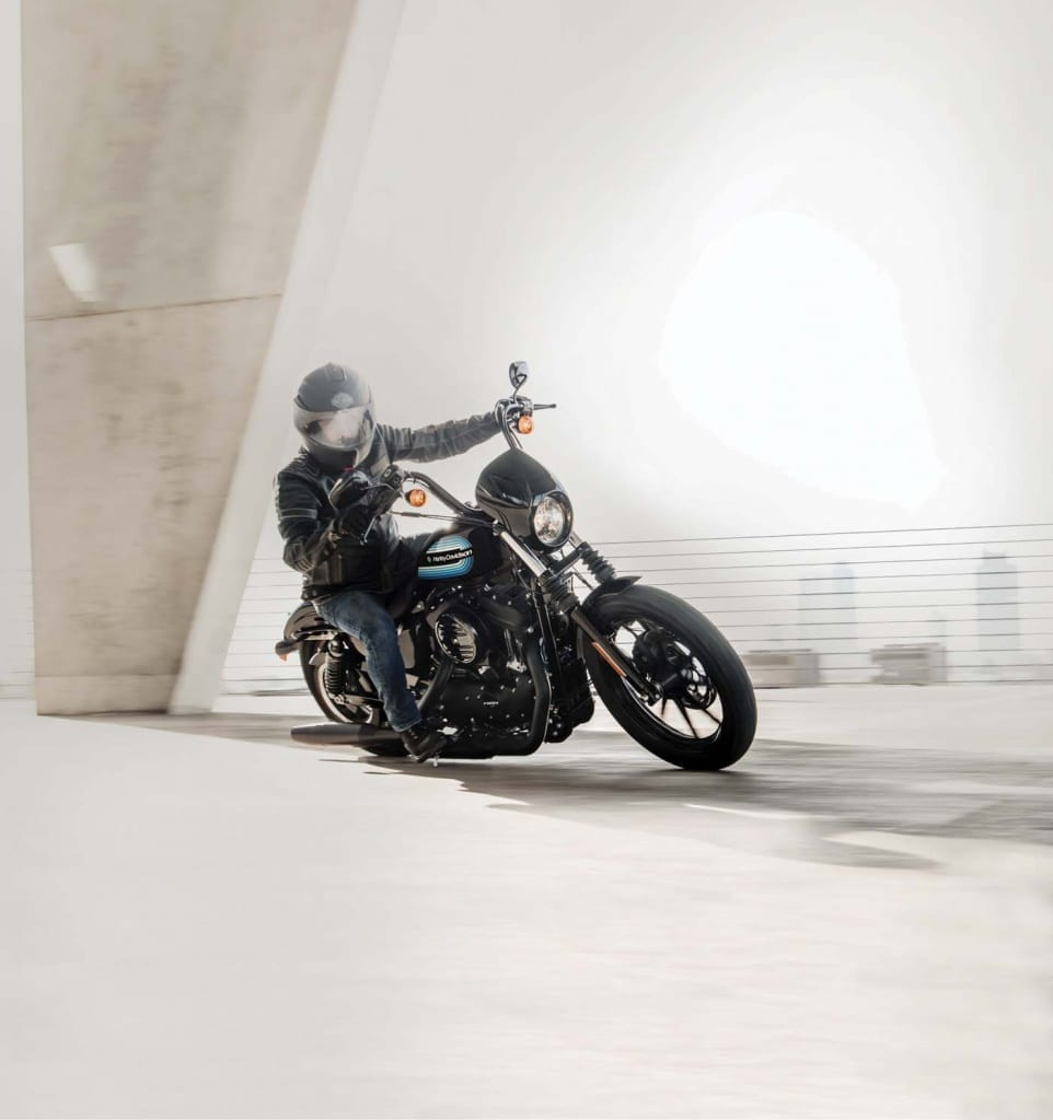 HARLEY-DAVIDSON FORTY-EIGHT SPECIAL AND IRON 1200 SPORTSTERS 10