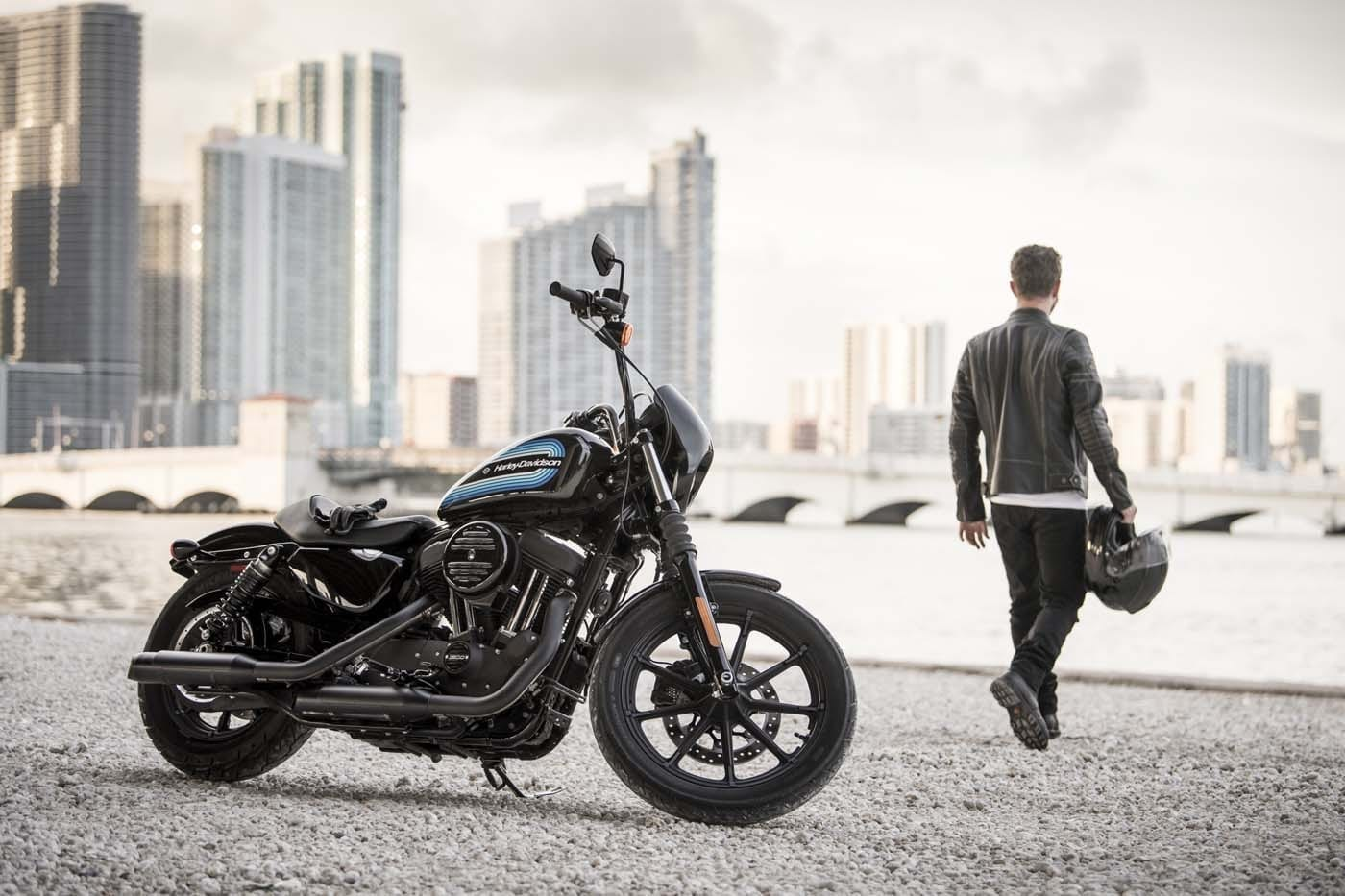 HARLEY-DAVIDSON FORTY-EIGHT SPECIAL AND IRON 1200 SPORTSTERS 4