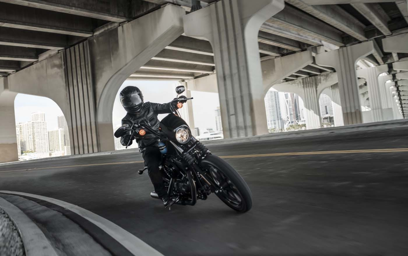 HARLEY-DAVIDSON FORTY-EIGHT SPECIAL AND IRON 1200 SPORTSTERS 14