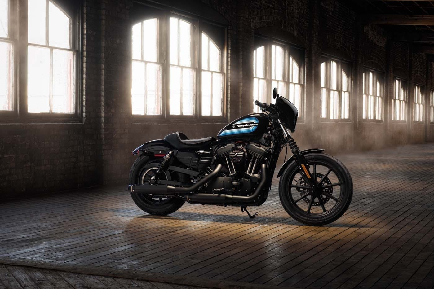 HARLEY-DAVIDSON FORTY-EIGHT SPECIAL AND IRON 1200 SPORTSTERS 15