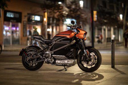 Harley DAvidson LiveWire 2