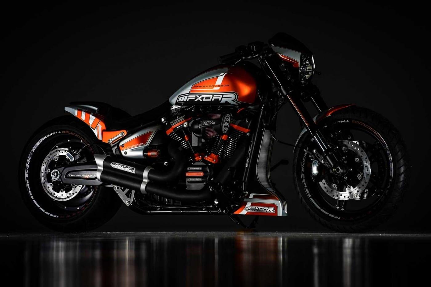 Thunderbike Harley-Davidson Niederrhein ist der deutsche Custom King 1