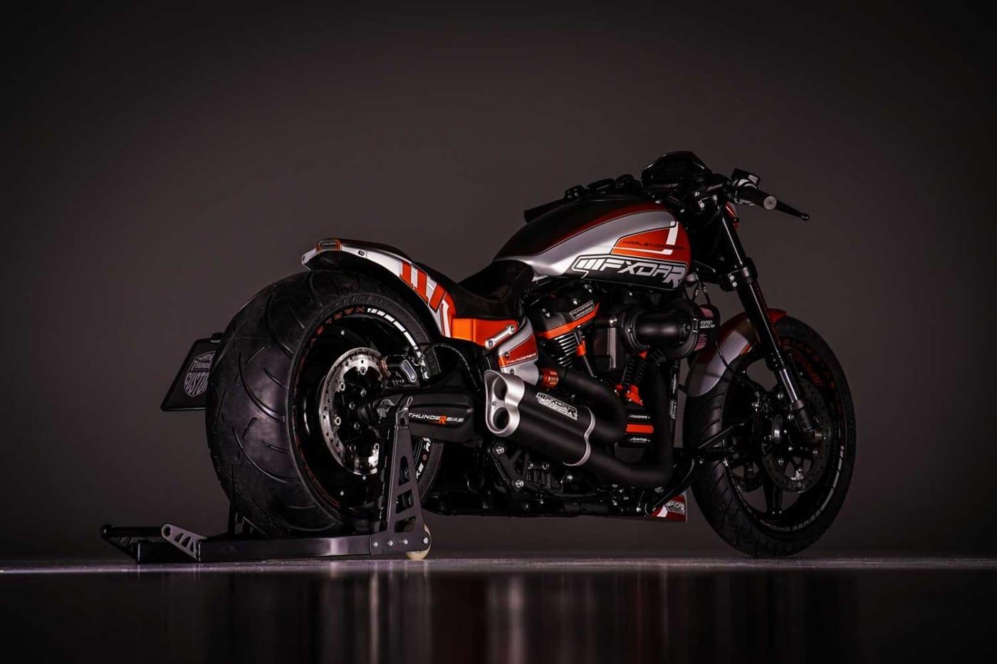 Thunderbike Harley-Davidson Niederrhein ist der deutsche Custom King 2