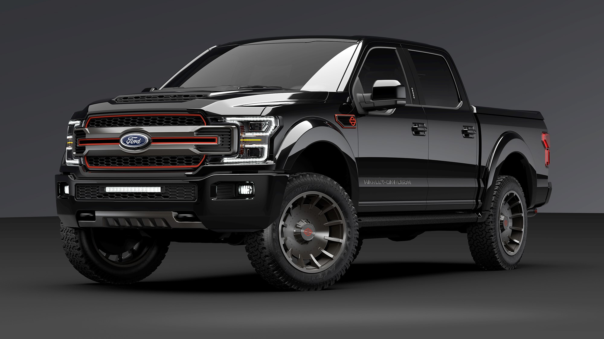 2020 Ford 150 Exterior and Interior