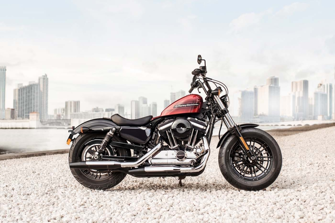 HARLEY-DAVIDSON FORTY-EIGHT SPECIAL AND IRON 1200 SPORTSTERS 17