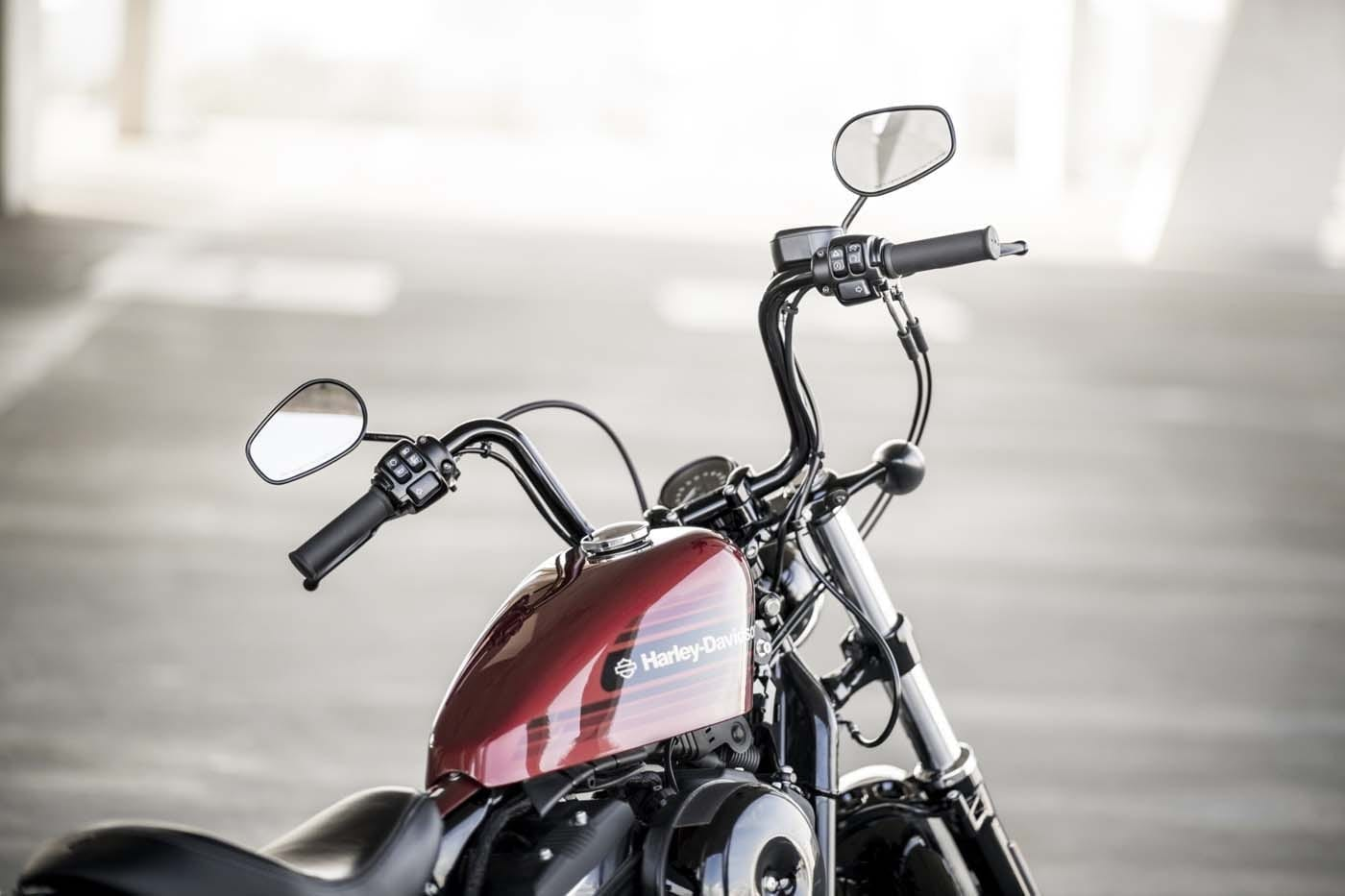 HARLEY-DAVIDSON FORTY-EIGHT SPECIAL AND IRON 1200 SPORTSTERS 16