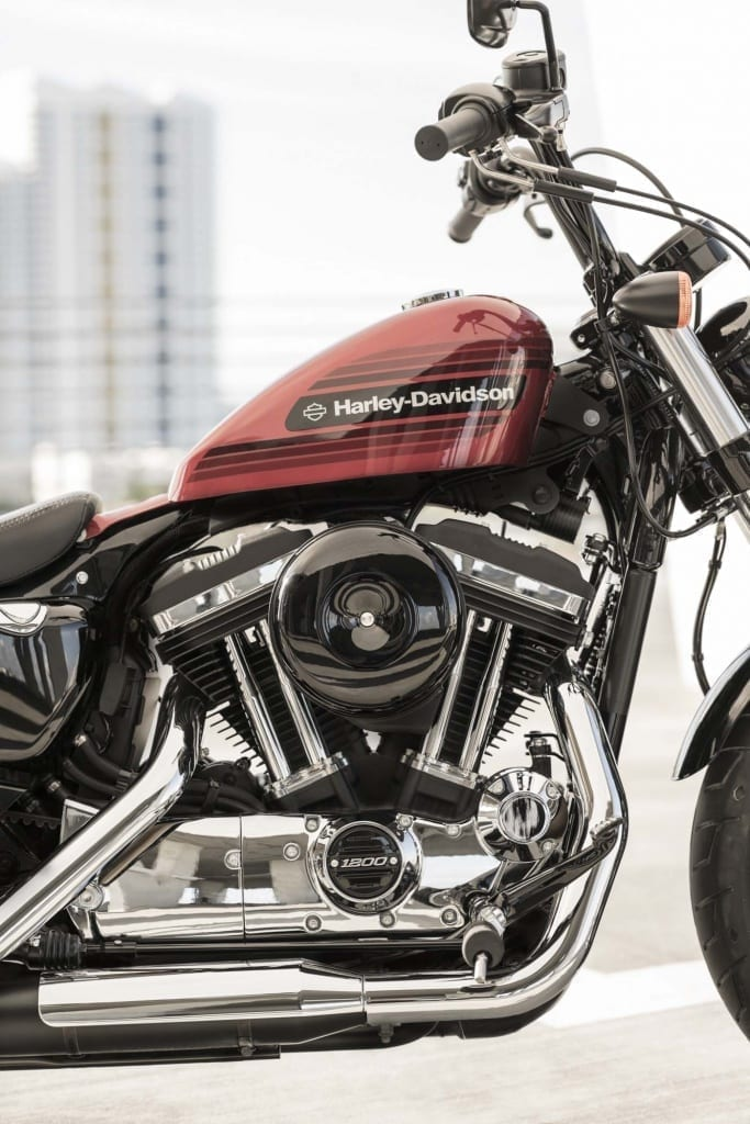 HARLEY-DAVIDSON FORTY-EIGHT SPECIAL AND IRON 1200 SPORTSTERS 28