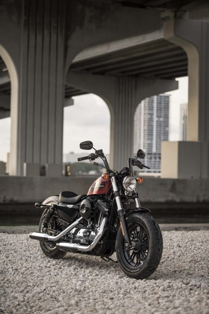 HARLEY-DAVIDSON FORTY-EIGHT SPECIAL AND IRON 1200 SPORTSTERS 22