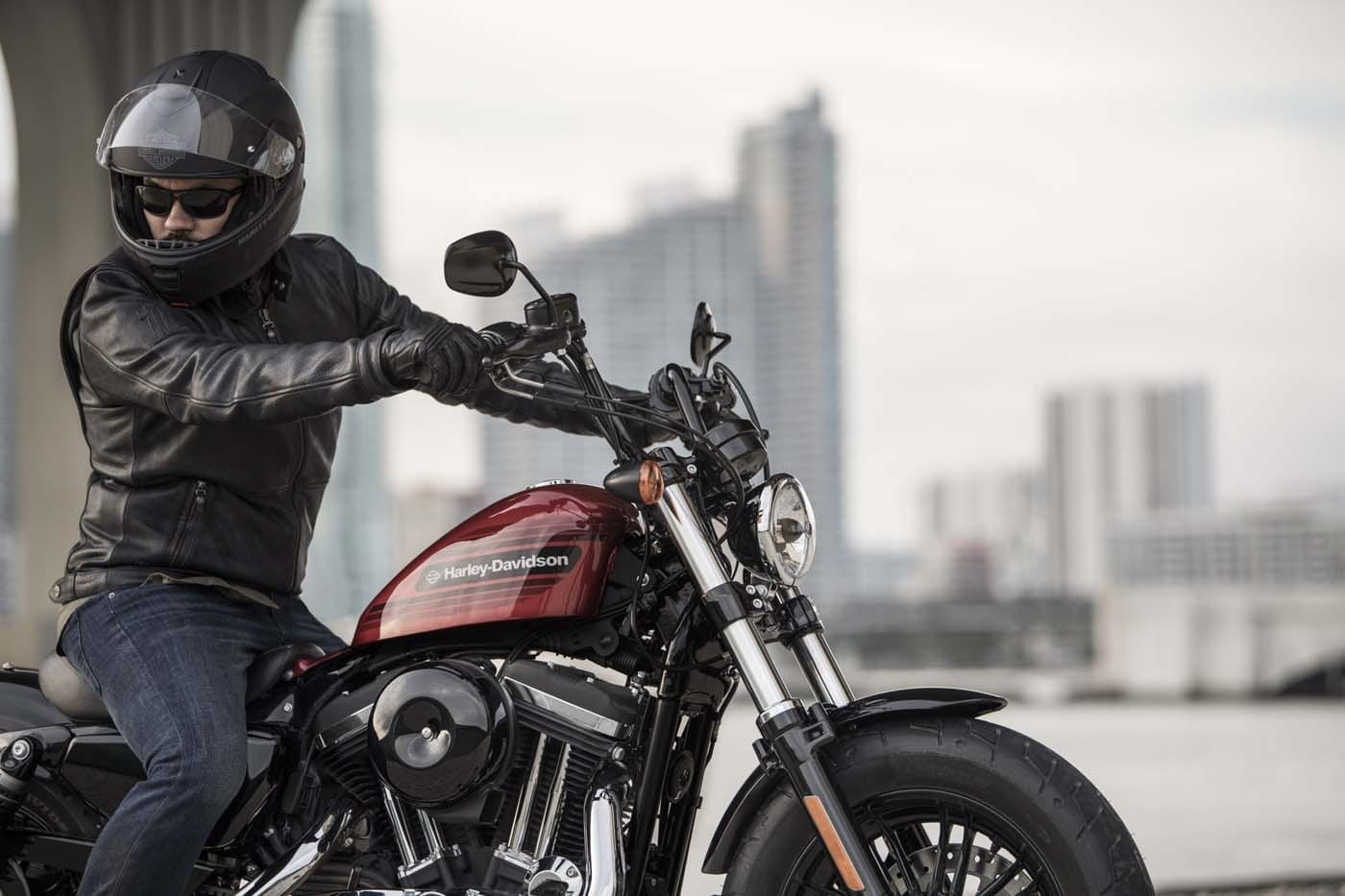 HARLEY-DAVIDSON FORTY-EIGHT SPECIAL AND IRON 1200 SPORTSTERS 21