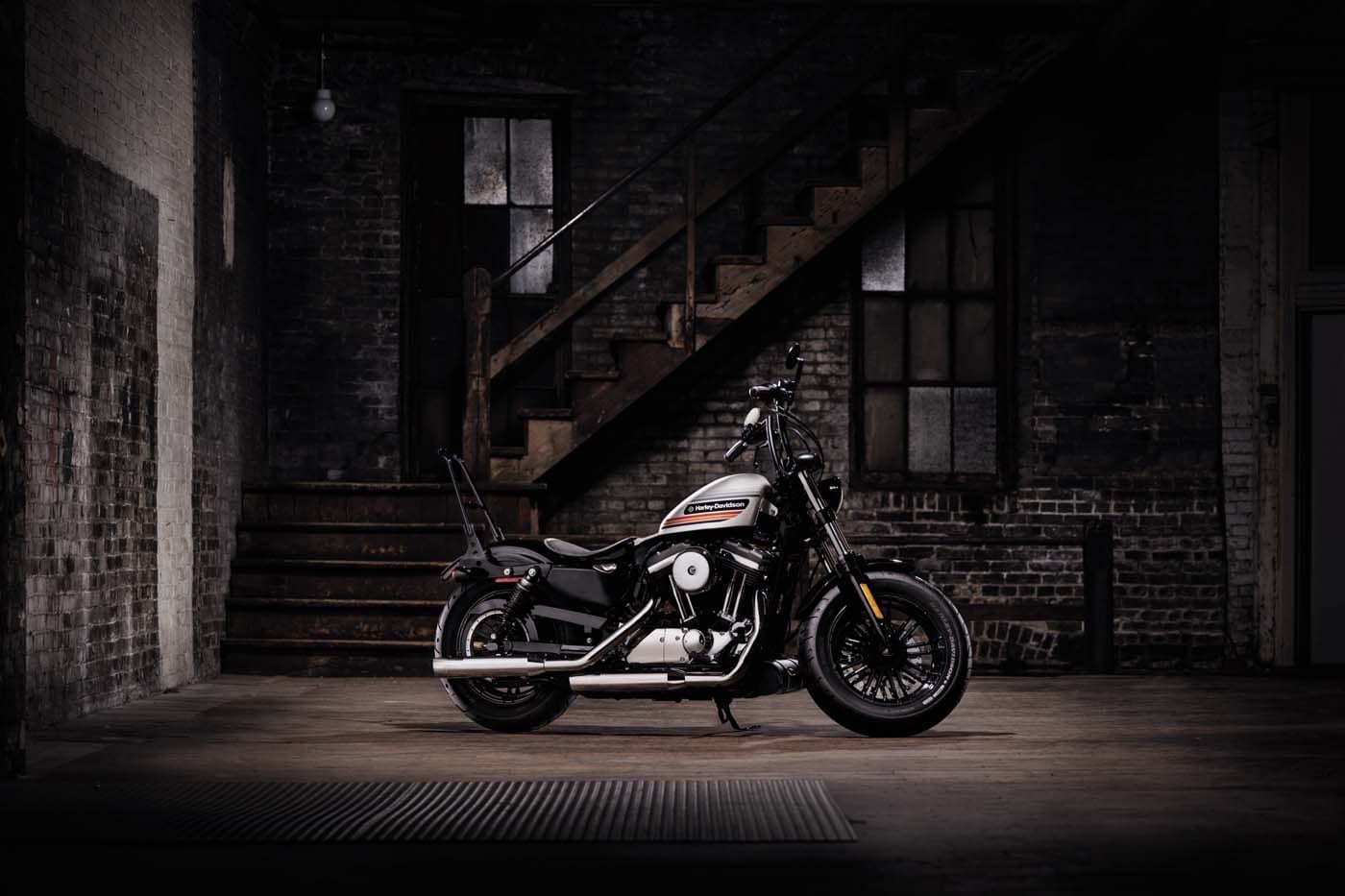 HARLEY-DAVIDSON FORTY-EIGHT SPECIAL AND IRON 1200 SPORTSTERS 18