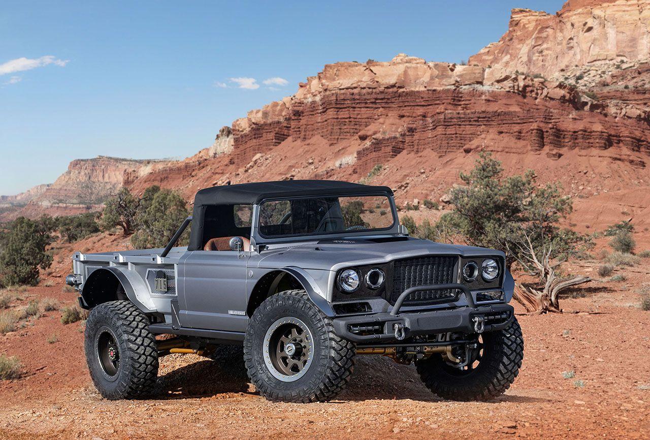 'Jeep 4x4 Day' für alle Fans und Off road-Enthusiasten im Zeichen der 4 7