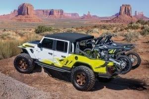 'Jeep 4x4 Day' für alle Fans und Off road-Enthusiasten im Zeichen der 4 2
