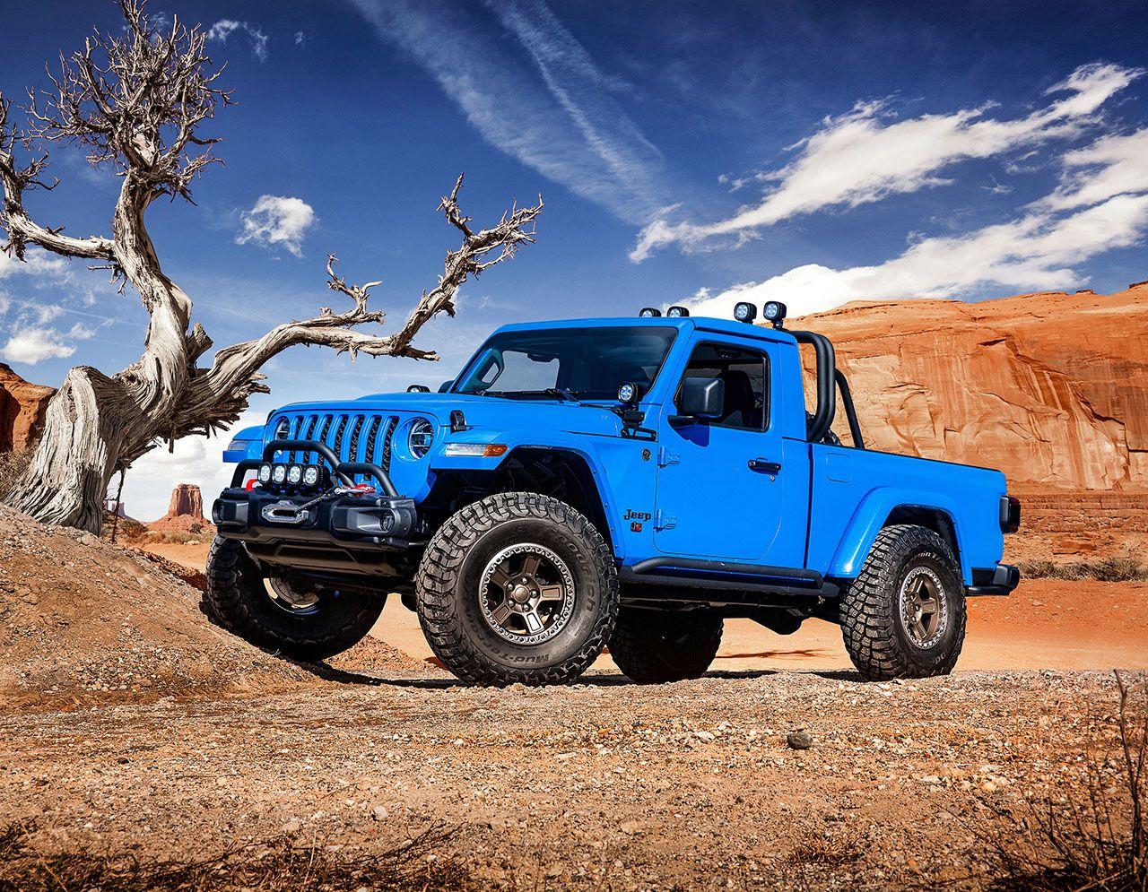 'Jeep 4x4 Day' für alle Fans und Off road-Enthusiasten im Zeichen der 4 6