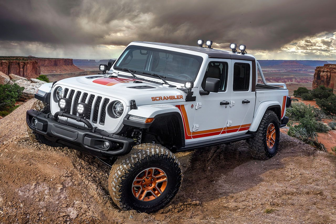 'Jeep 4x4 Day' für alle Fans und Off road-Enthusiasten im Zeichen der 4 4