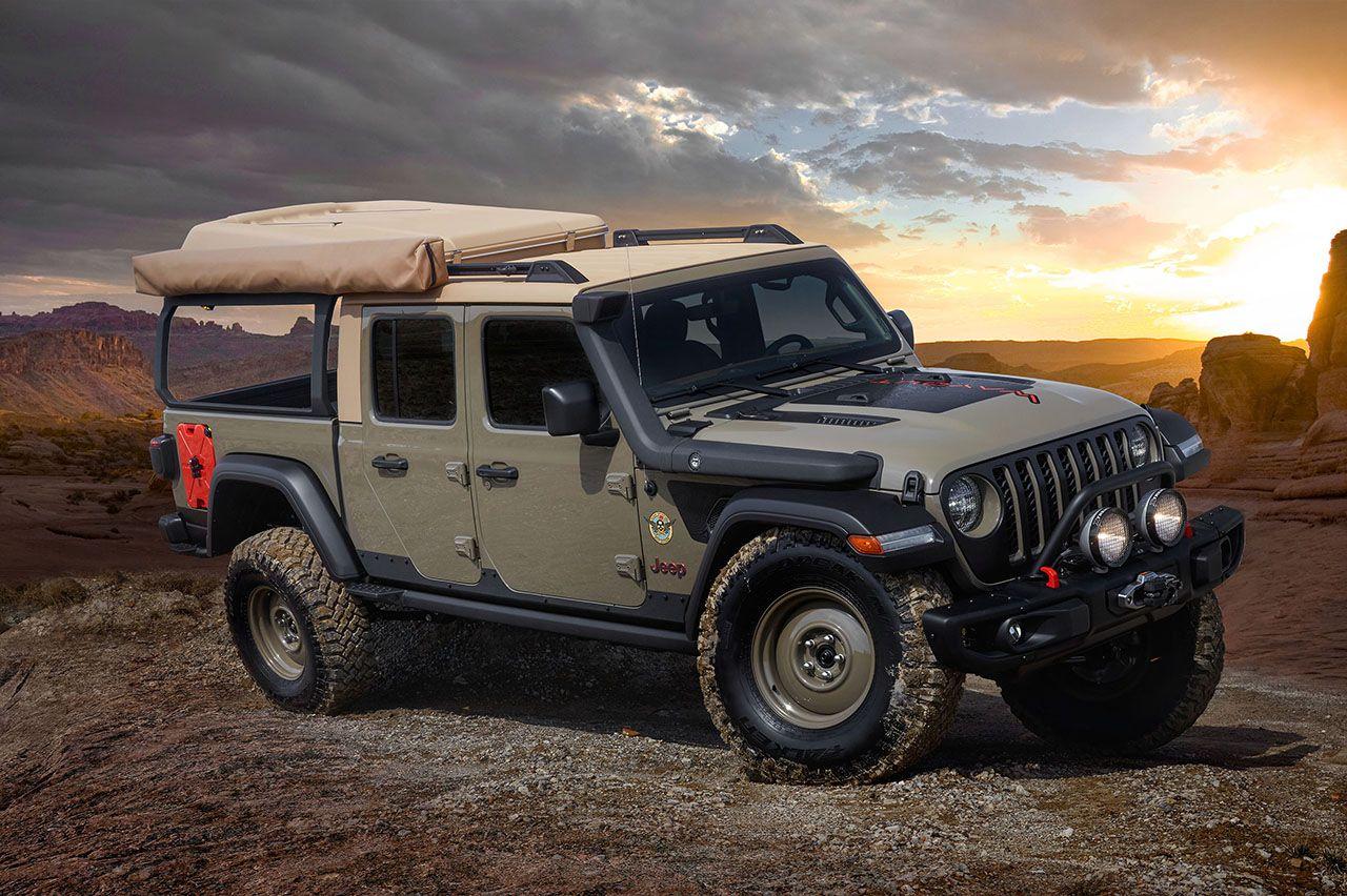 'Jeep 4x4 Day' für alle Fans und Off road-Enthusiasten im Zeichen der 4 1