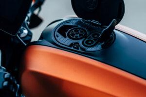 Harley-Davidson LiveWire aufladen
