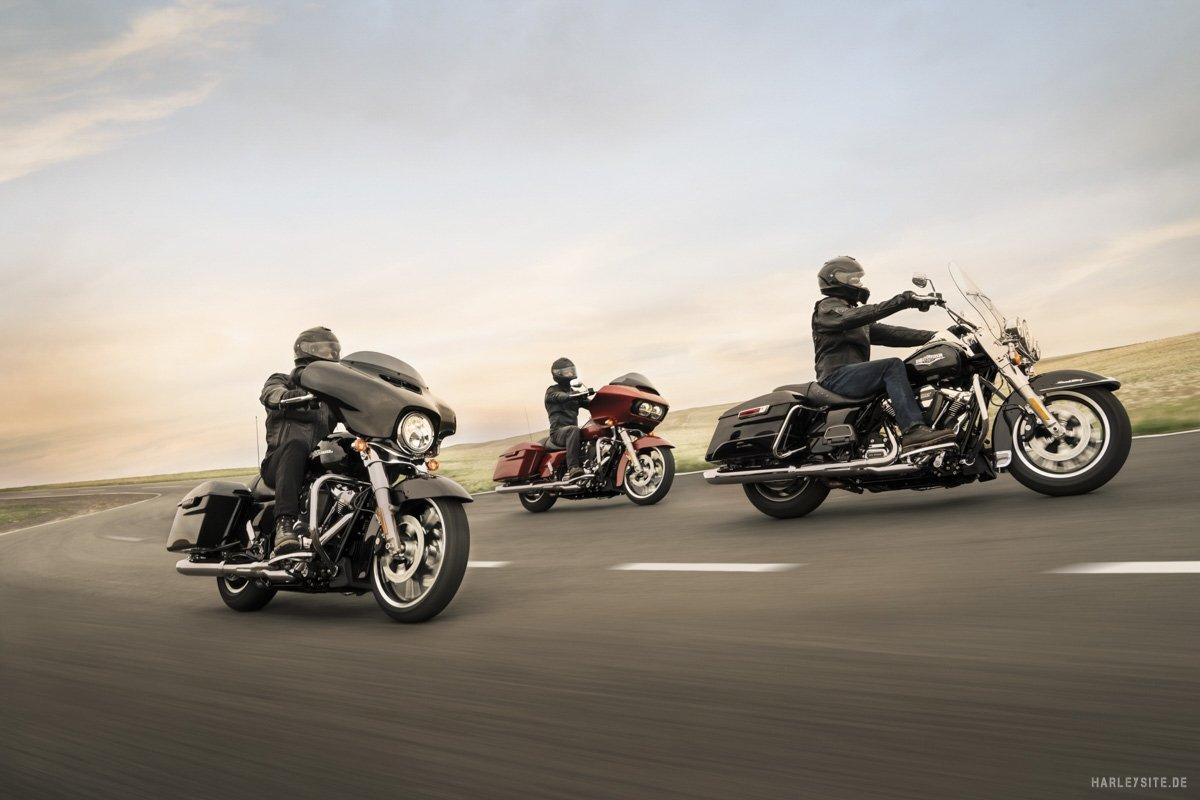 Harley-Davidson Tourer 2019