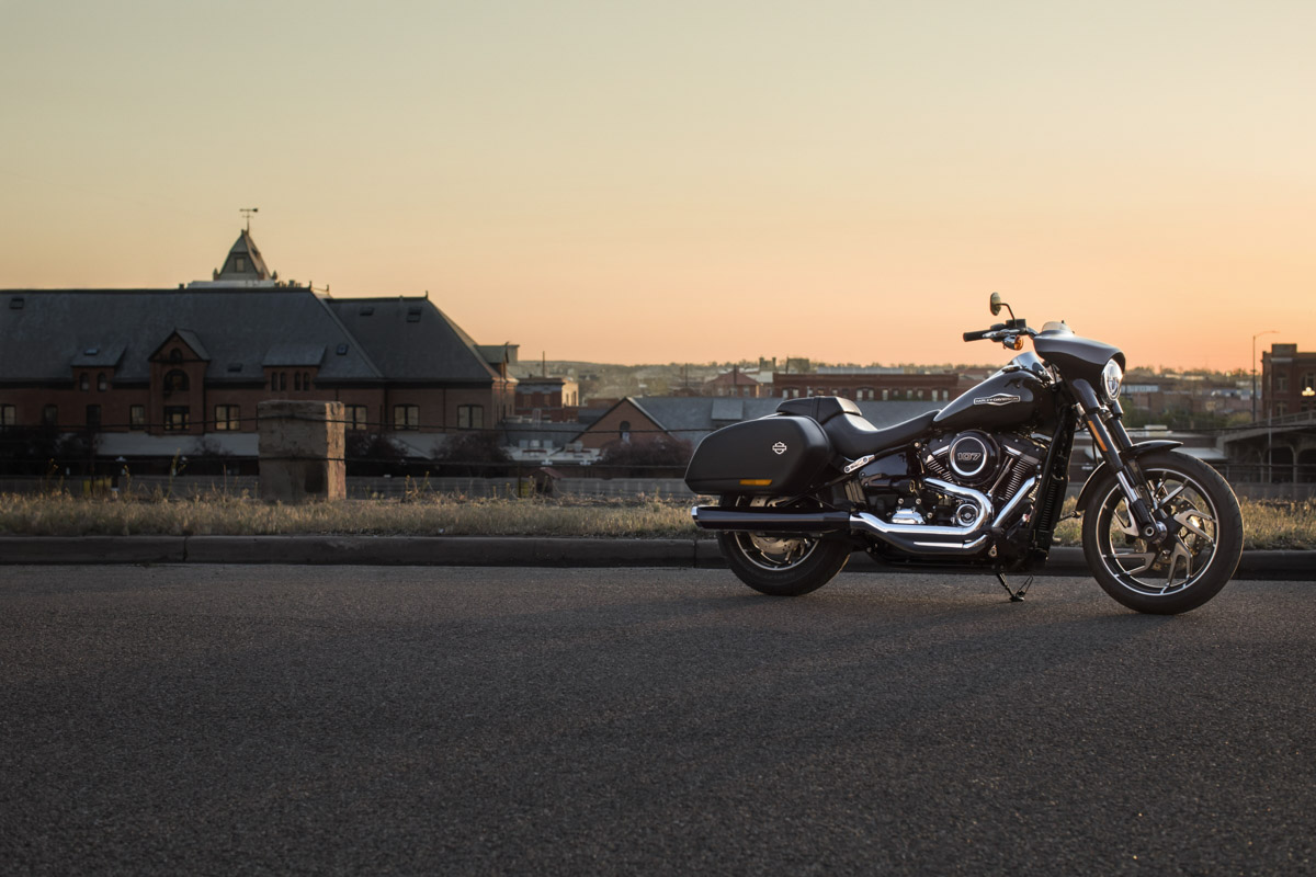 Harley-Davidson Sport Glide Modelljahr 2019