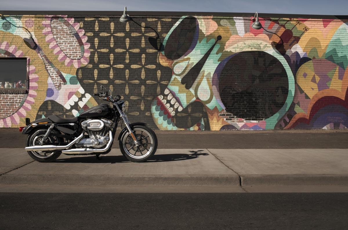 Harley-Davidson Sportster SuperLow