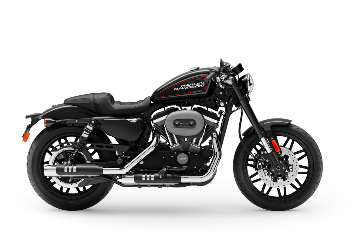 Harley-Davidson Roadster Modelljahr 2019