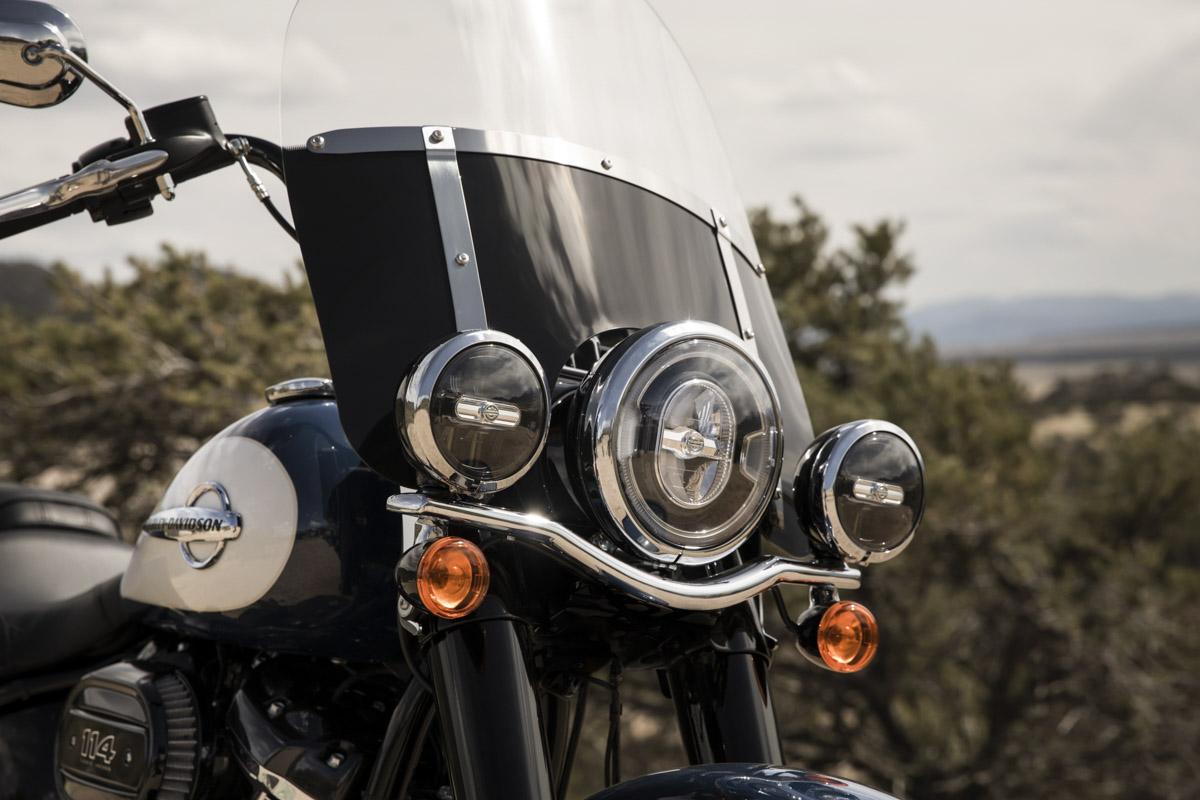 Harley-Davidson Heritage Classic 114 Modelljahr 2019