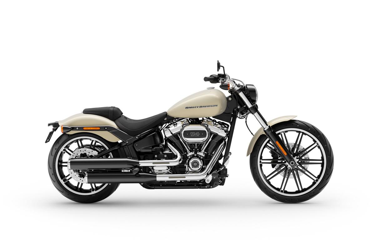 Harley-Davidson Breakout FXBR 2019