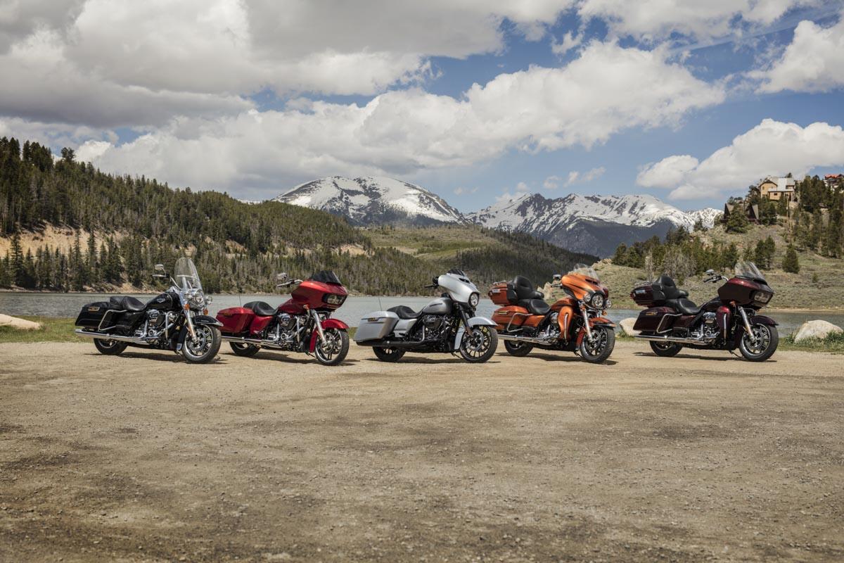 Harley-Davidson Ultra Limited Modelljahr 2019