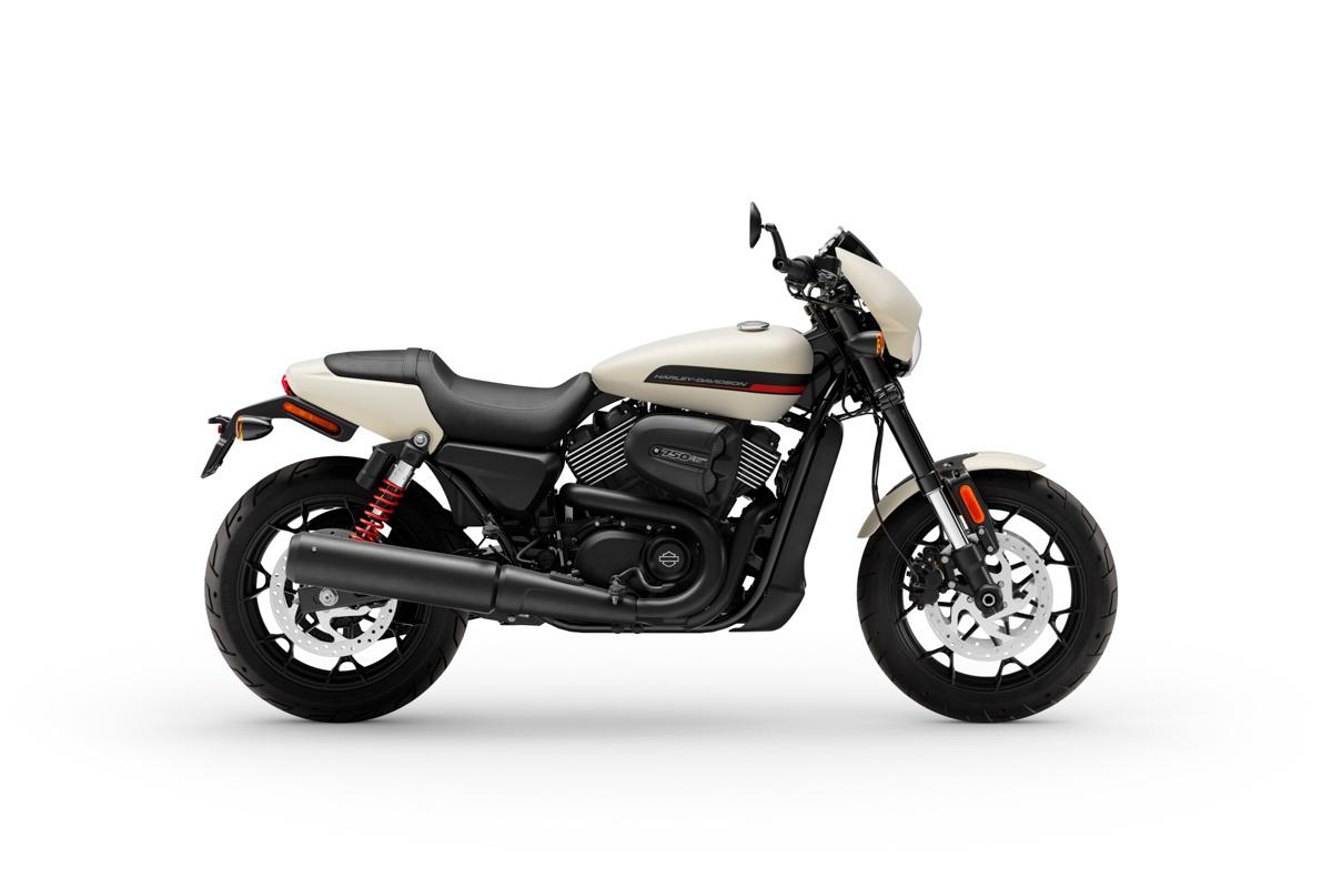 Harley-Davidson Street Rod Modelljahr 2019