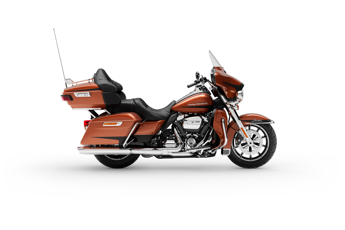 Harley-Davidson Ultra Limited Low Modelljahr 2019