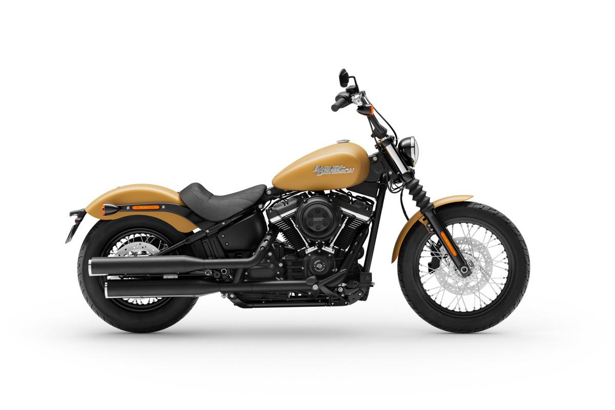 Harley-Davidson Street Bob Modelljahr 2019