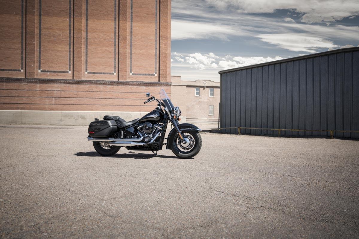 Harley-Davidson Heritage Classic Modelljahr 2019