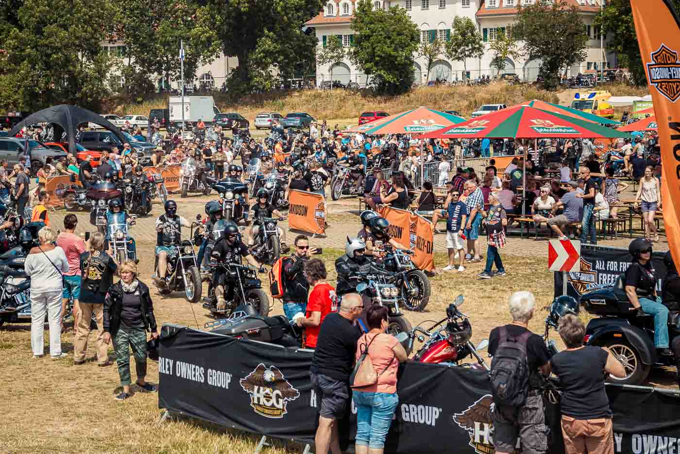 2019HD28 Harley Days Dresden Review 1