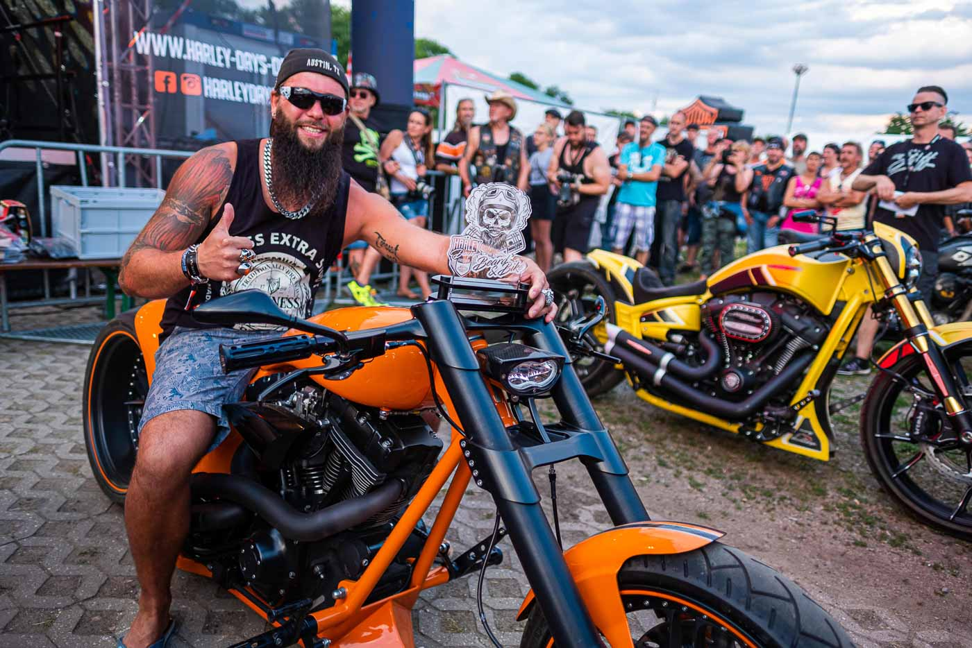 2019HD28 Harley Days Dresden Review 46