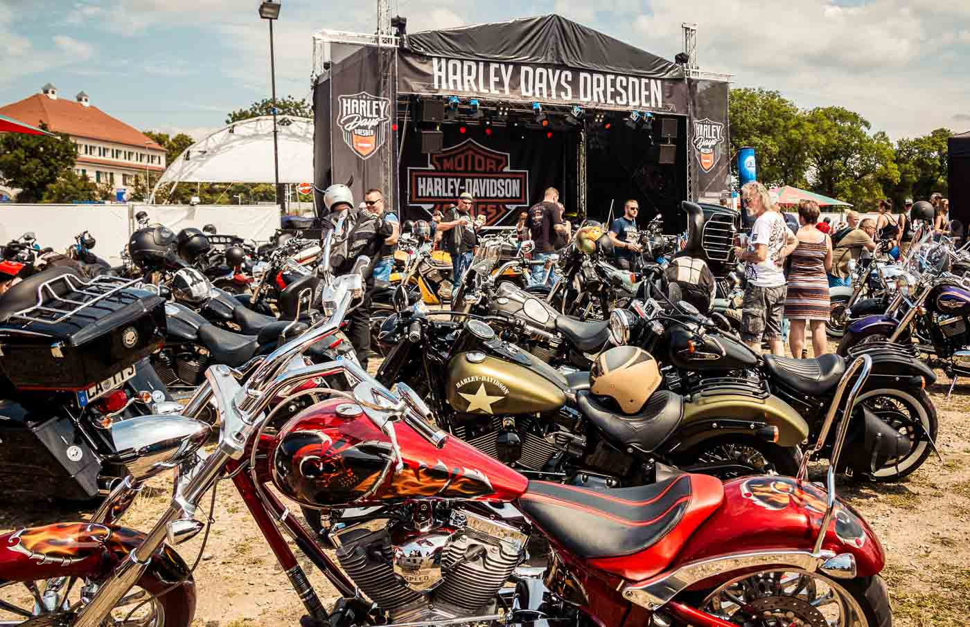 2019HD28 Harley Days Dresden Review 5