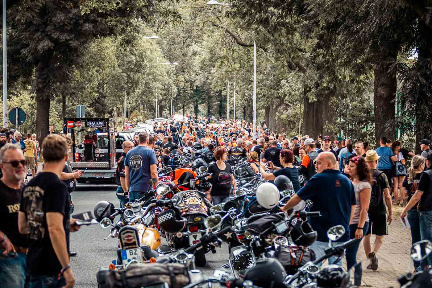 2019HD28 Harley Days Dresden Review (c) I Grusla Fuer HDD 2
