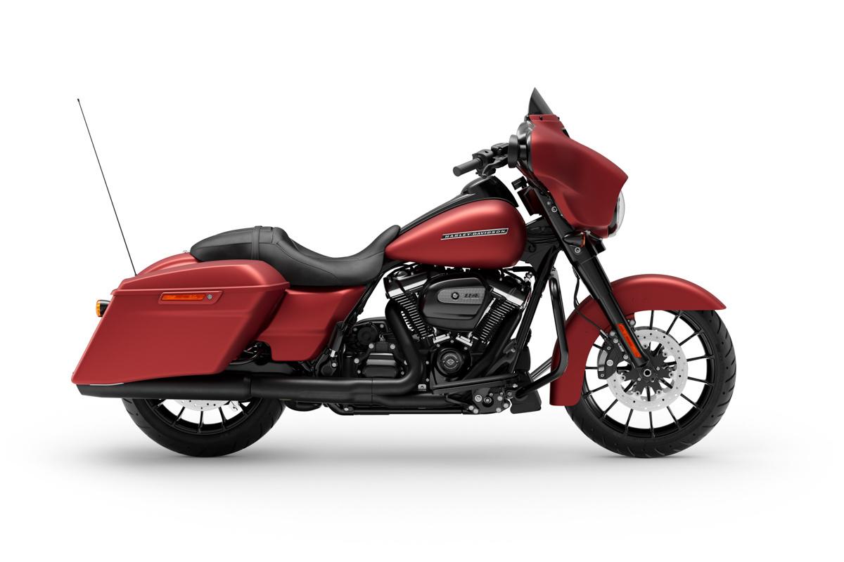 Harley-Davidson Street Glide Special Modelljahr 2019